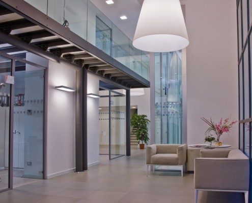 Stingers Illuminotecnica Progetti di Illumnazione di Uffici